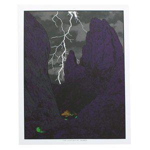 Super Metroid 8x10 Exclusive Collector Print